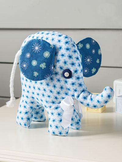 Eden Elephant Sewing Pattern