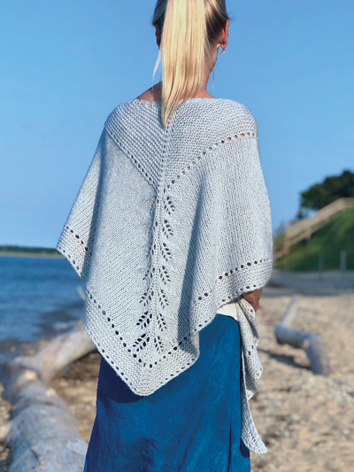 Shh Shawl Knit Pattern