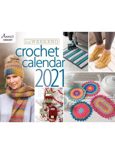 Crochet Calendar 2021