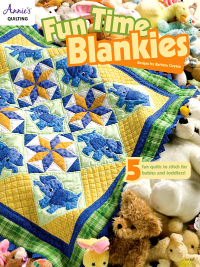 Fun Time Blankies