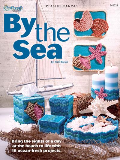 Plastic Canvas Books By The Sea Plastic Canvas Pattern Enchanting Plastic Canvas Pattern Books