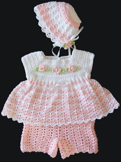 Jamie Baby Set Pattern Pack