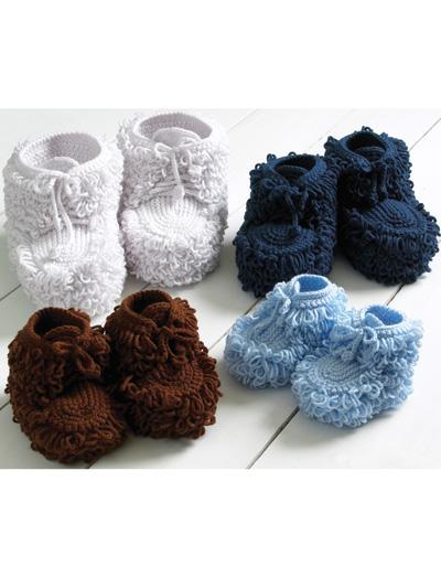 Quick Easy Crochet Patterns Mukluk Slippers Crochet Pattern Pack
