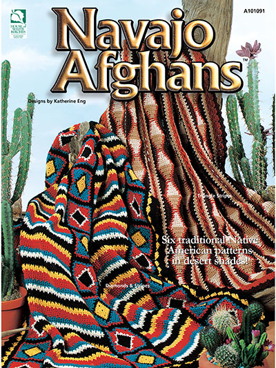 Crochet Navajo Afghan Patterns
