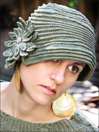 Classic Crochet Cloches
