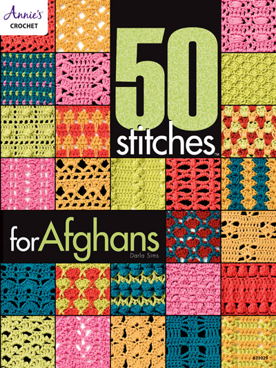 50 Stitches for Crochet afghans