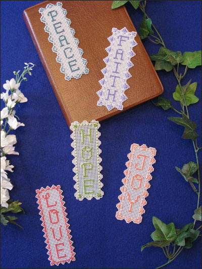 Inspirational Plastic Canvas Patterns Bible Bookmarks Pattern Pack