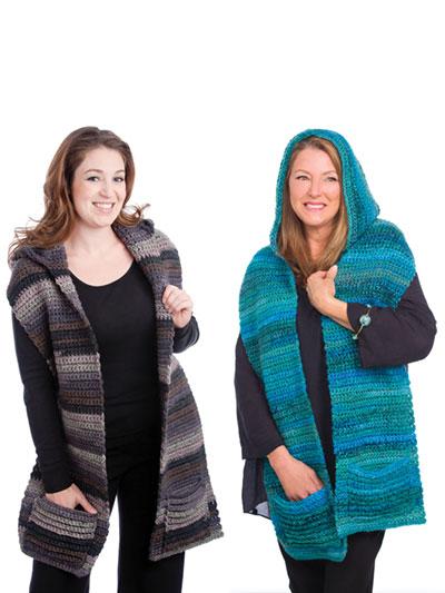 Crochet Shawl Shrug Wrap Patterns Page 2