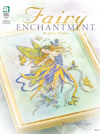 Fairy Enchantment Counted Cross Stitch