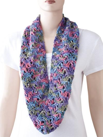 Beginner Crochet Patterns Eternity Cowls Crochet Pattern Stunning Beginner Crochet Patterns