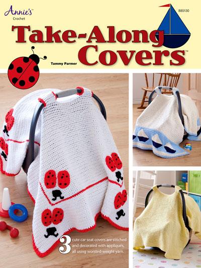 Take Along Crochet Car Seat Covers