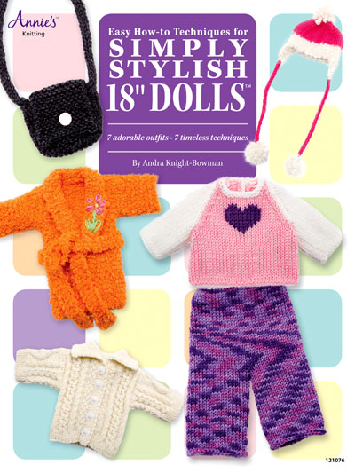 Knit Doll Clothes Shoes Easy How To Techniques For Simply