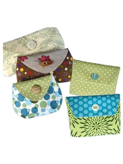 Handbags, Tech Cover & Wallet Sewing Pattern - Curvy & Rectangular ...