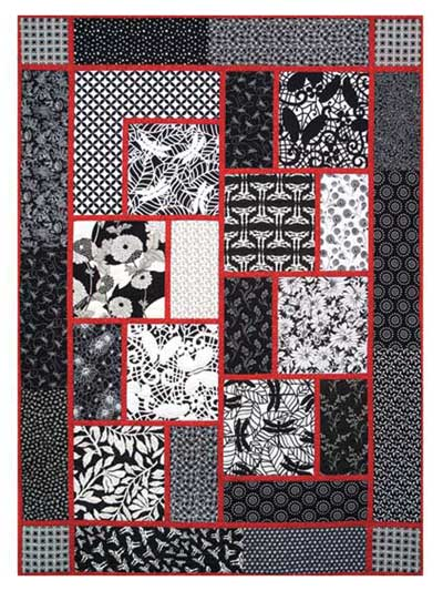 The Big Block Quilt Pattern Mesmerizing Quilt Patterns