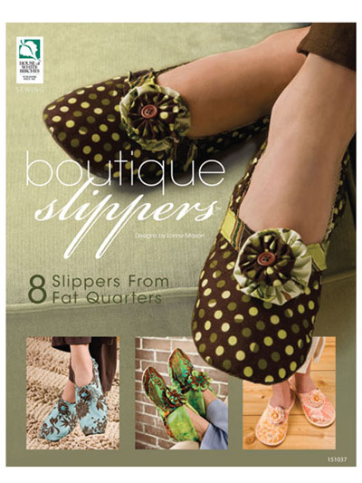 Slipper & Sock Sewing Patterns - Boutique Slippers