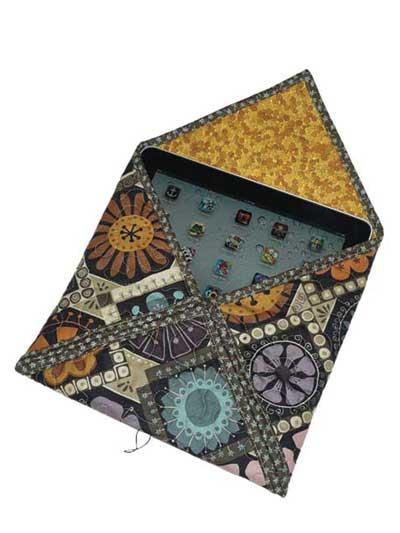 Handbags, Tech Cover & Wallet Sewing Pattern - Envelope Tablet Case ...