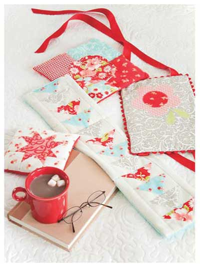 Soothing Hot/Cold Rice Bags Sewing Pattern
