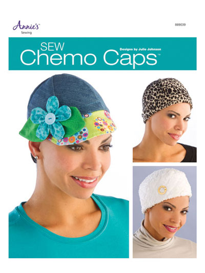 Beginner Sewing Pattern - Sew Chemo Caps