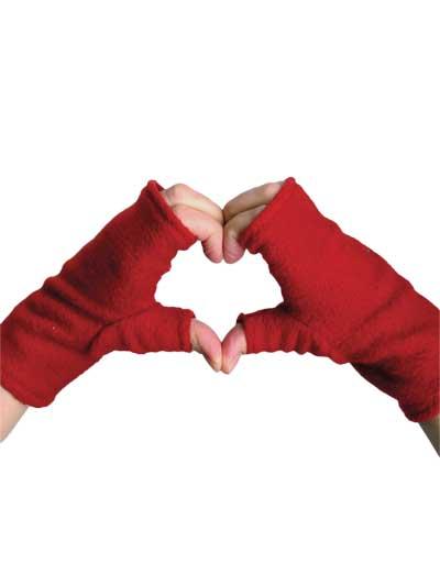 Gift Sewing Downloads - Convertible Fingerless Gloves/Mittens