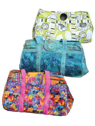 Sewing Patterns for Bags, Purses, Tech Covers & Wallets - Page 1