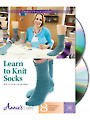 Learn to Knit Socks Class DVD