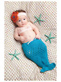 Little Crochet Mermaid Set