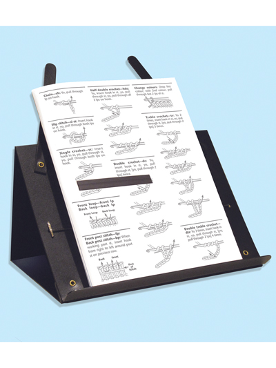PROP-IT� Chart Holder or Bar Magnifier or Tote Bag