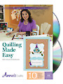 Quilling Made Easy Class DVD