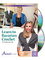 Learn to Bavarian Crochet Class DVD