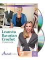 Learn to Bavarian Crochet Class DVD