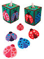 Lovely Ladybugs Home Decor in Plastic Canvas