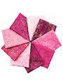 Artisan Spirit Shimmer Hibiscus Fat Quarters - 9/pkg.