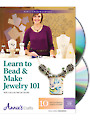 Learn to Bead & Make Jewelry 101 Class DVD