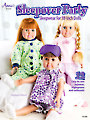 Sleepover Party - Sleepwear for 18-Inch Dolls
