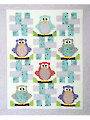 Baby Hoots Quilt Pattern