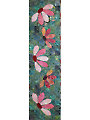 Blooming Table Runner Pattern