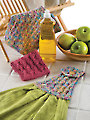 Handy Hostess Set Knit Pattern
