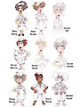 Nifty Nurses Embroidery Designs CD