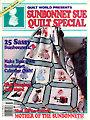 Sunbonnet Sue Quilt Special