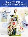 Sampler & Antique Needlework Quarterly Summer 2014