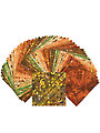 River Rock Batik Charm Pack - 60/pkg.
