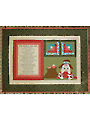 Why God Made Little Girls Quilt Pattern & Panel
