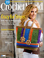 Crochet World August 2014