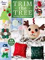 Trim the Tree: Christmas Ornaments to Stitch