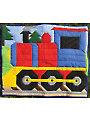 Train Quilt Pattern