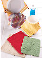 Dishcloths Knit Pattern