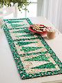 Yuletide Greens Table Runner Sewing Pattern