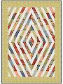 Diamond Trip Zig-Zag Quilt Pattern