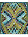 Metamorphosis Bargello Quilt Pattern