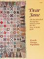 Dear Jane Quilt Collection Book